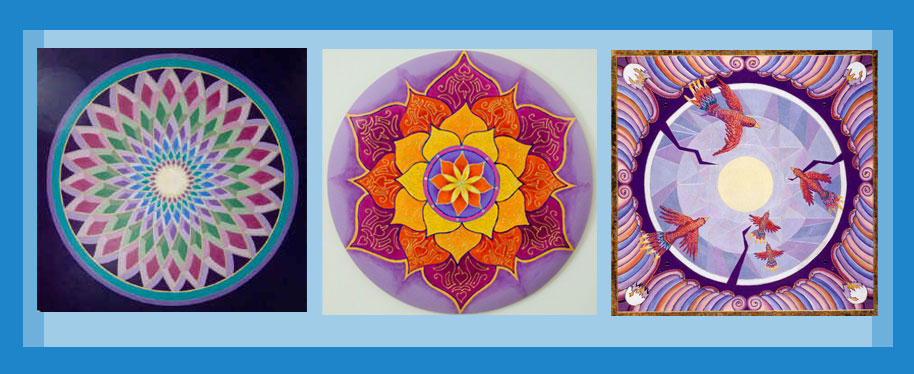 Spiritual and Healing Mandalas